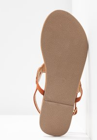 Dorothy Perkins Wide Fit - WIDE FIT FREDDY - tåsandaler - tan - 6