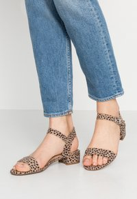 Dorothy Perkins Wide Fit - WIDE FIT SPRITE - Sandály - multicolor - 0