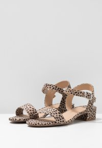 Dorothy Perkins Wide Fit - WIDE FIT SPRITE - Sandály - multicolor - 4