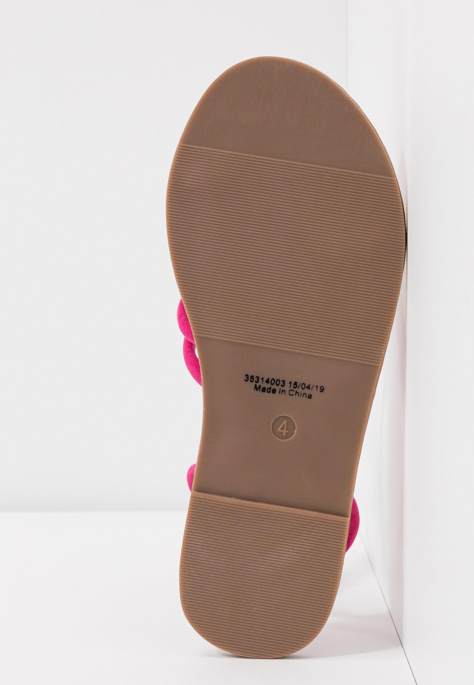 Dorothy Perkins Wide Fit WIDE FIT TUBULAR  - Sandaler - pink