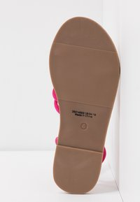 Dorothy Perkins Wide Fit - WIDE FIT TUBULAR  - Sandály - pink - 6