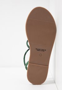 Dorothy Perkins Wide Fit - WIDE FIT TUBULAR  - Sandaler - green - 6