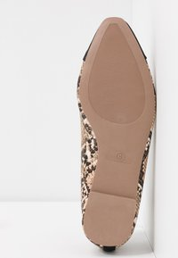 Dorothy Perkins Wide Fit - WIDE FIT PERGOLA - Ballerines - snake - 6