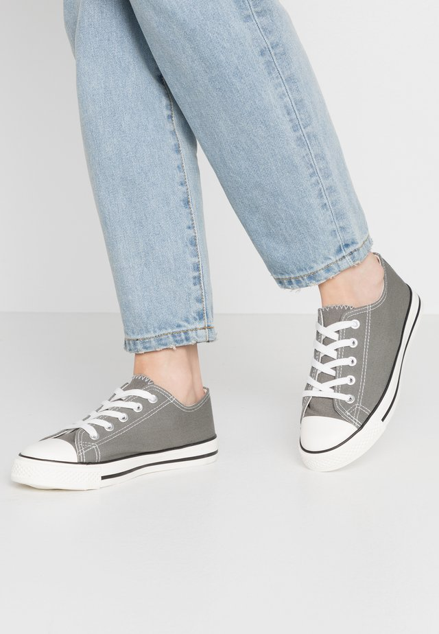 WIDE FIT ICON  - Baskets basses - grey