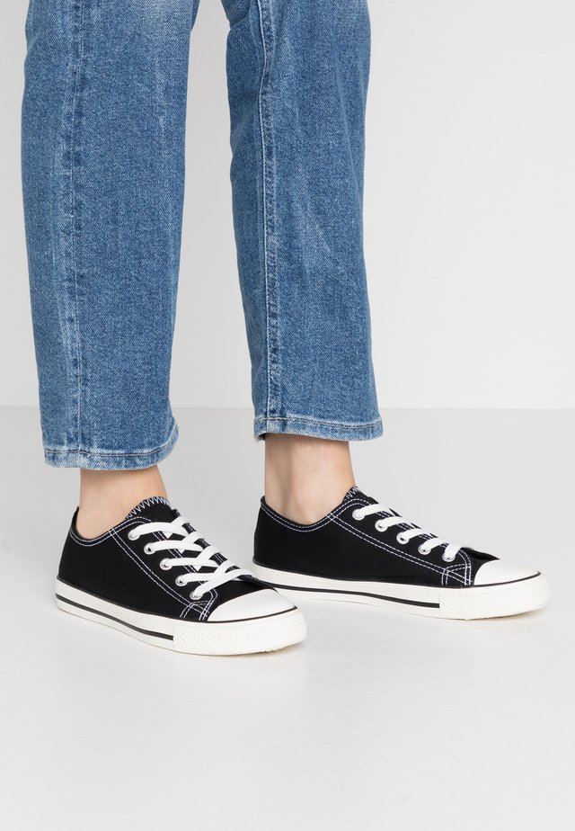 WIDE FIT ICON  - Sneakers - black