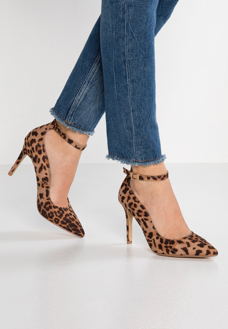 Dorothy Perkins Wide Fit - WIDE FIT DOLLY - High Heel Pumps - multicolor