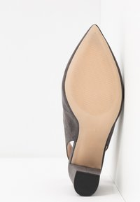 Dorothy Perkins Wide Fit - WIDE FIT EVERLEY  - Tacones - grey - 6