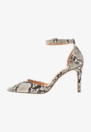 WIDE FIT DEMI COURT - High heels - multicolor