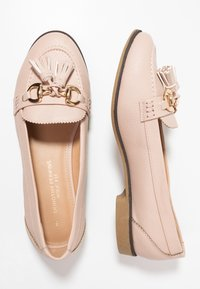 Dorothy Perkins Wide Fit - WIDE FIT - Instappers - nude - 3