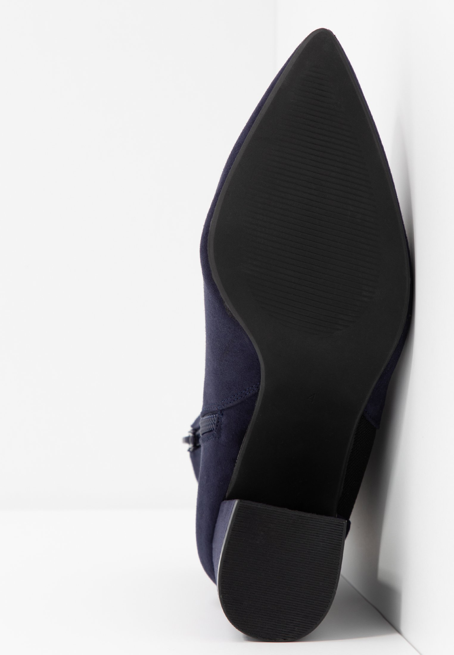 Dorothy Perkins Wide Fit WIDE FIT AMICA CHELSEA - Ankelboots - navy