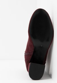 Dorothy Perkins Wide Fit - WIDE FIT ADDIE CYLINDER - Ankelboots - oxblood - 6