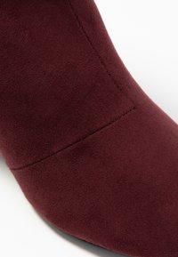 Dorothy Perkins Wide Fit - WIDE FIT ADDIE CYLINDER - Ankelboots - oxblood - 2