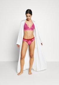 Dora Larsen - ANA PADDED BRA - Triangle bra - pink - 1