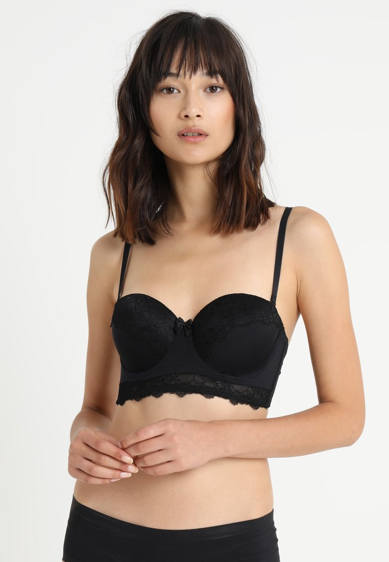 DORINA - COLETTE BRA - Stropløse & variable BH'er - black