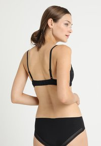DORINA - CLAIRE BRA - Underwired bra - black - 2