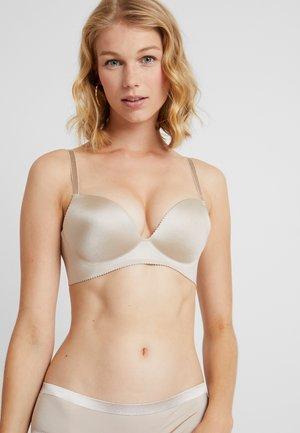 ARIELLE STRIPE BRA - T-shirt bra - beige
