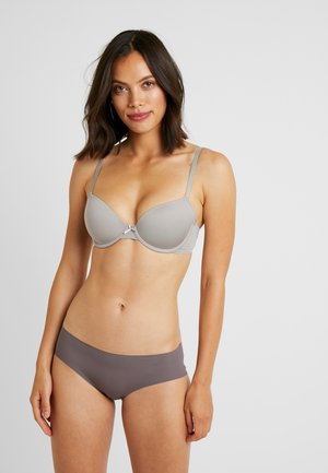 KENDRA DOT BRA 2 PACK - Bøyle-BH - pink/light grey