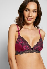 DORINA - BROOKLYNWIRE FREE - Triangle bra - purple - 2