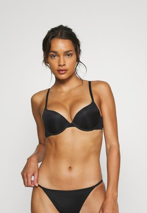 MICHELLE - Push up -rintaliivit - black
