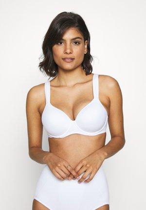 RACHEL - T-skjorte-BH - white