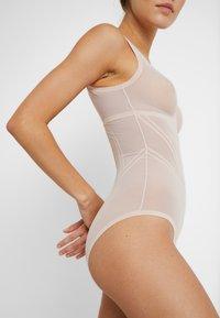 DORINA - INVISIBLE SHAPING BODY - Body - nude - 5