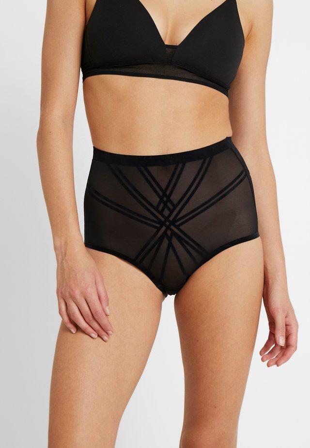 INVISIBLE SHAPING BRIEF - Panties - black