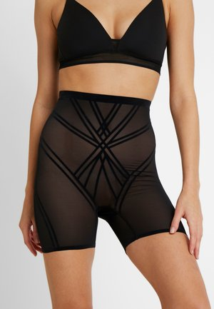 INVISIBLE SHAPING SHORTS - Lingerie sculptante - black
