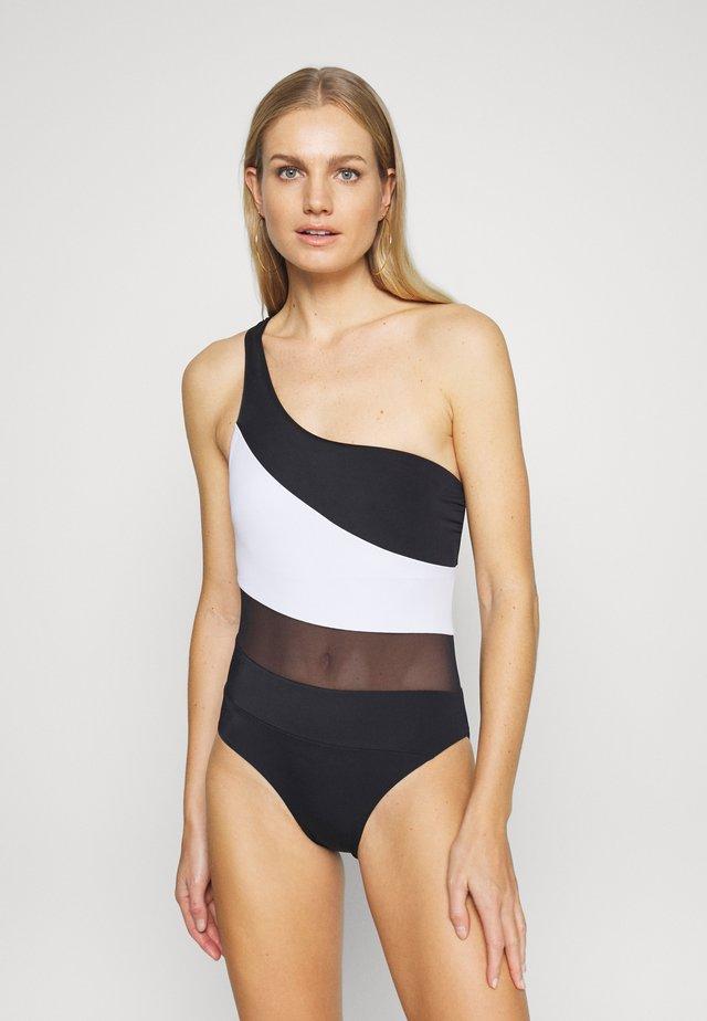 VALLARTASWIMSUIT - Swimsuit - black
