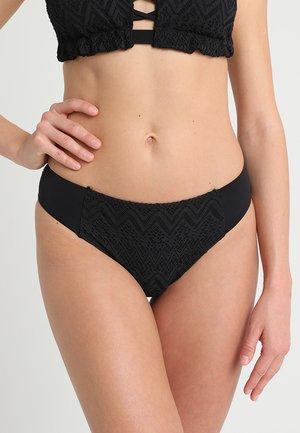 PALAWAN BOTTOM - Bikinibroekje - black