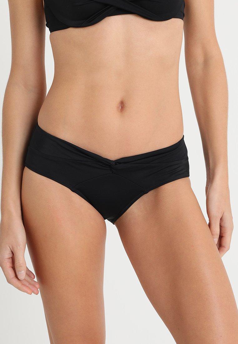 DORINA - FIJI HIPSTER - Braguita de bikini - black