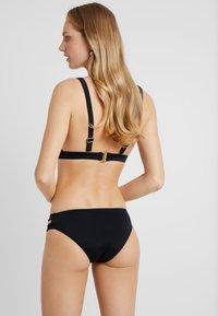 DORINA - CASABLANCA BRIEF - Bikiniunderdel - black - 2