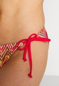 DORINA - ZANZI BRIEF - Bikinibukser - orange - 4