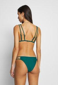 DORINA - JAGUAR - Bikinibukser - green - 2