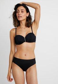 DORINA - FIJI BANDEAU - Bikinitop - black - 1