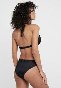DORINA - JAMAICA PUSH-UP - Bikinitopp - black - 2