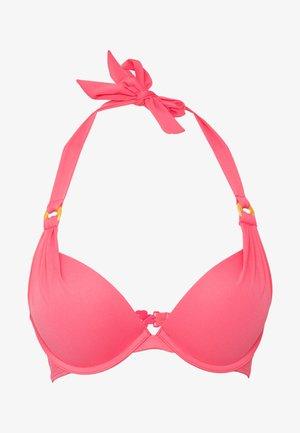 JAMAICA SUPER PUSH UP - Bikinitop - pink