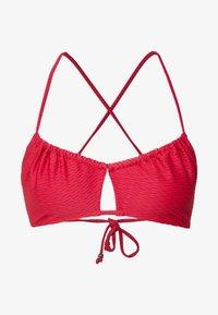 DORINA - Bikinitop - red - 3