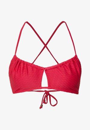 Bikinitop - red