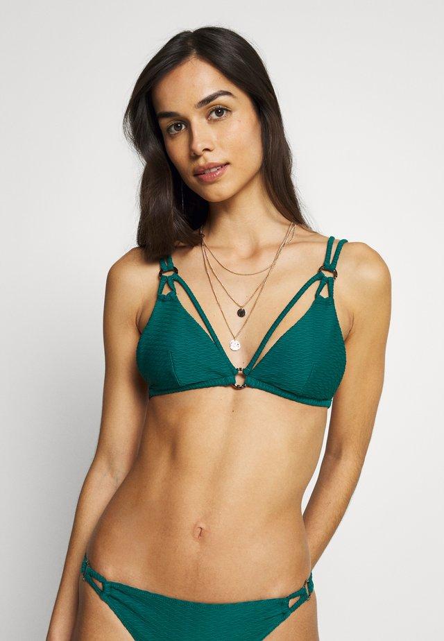 JAGUAR - Góra od bikini - green