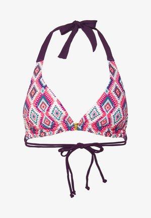 COMOROS TRIANGLE - Bikinitoppe - pink