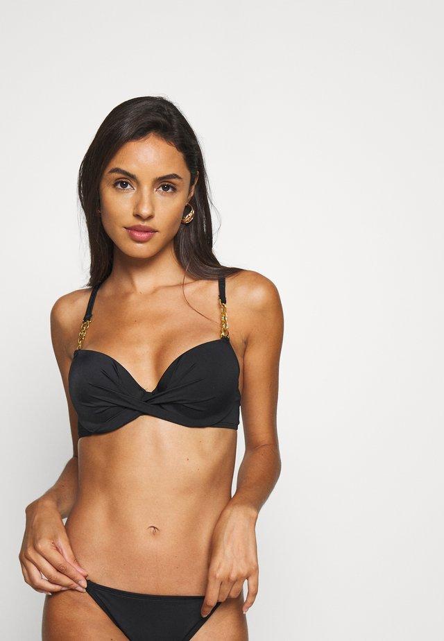 FILAO - Bikini pezzo sopra - black