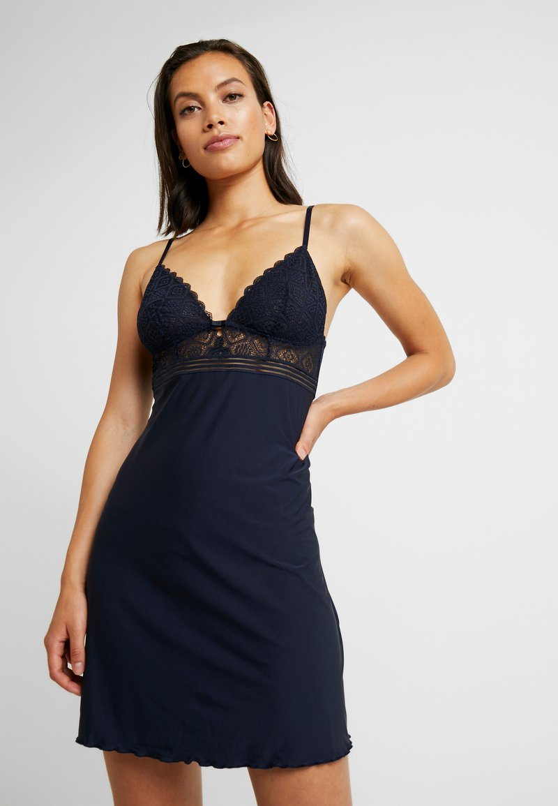 DORINA - SIENNA DRESS - Nightie - dark blue