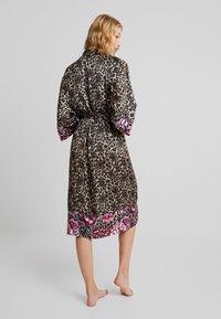 DORINA - DOLORES FLORAL DRESSING GOWNS - Župan - multi-coloured - 2