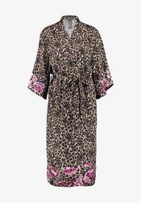 DORINA - DOLORES FLORAL DRESSING GOWNS - Župan - multi-coloured - 3