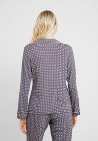 DORINA - ESME - Pyjama top - grey - 2