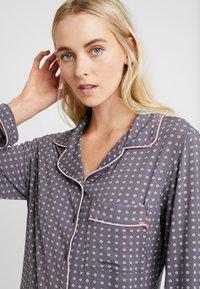 DORINA - ESME - Pyjama top - grey - 4