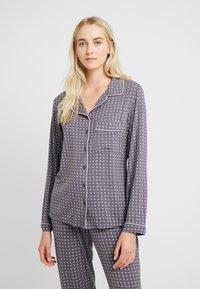 DORINA - ESME - Pyjama top - grey - 0