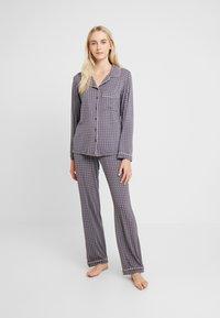DORINA - ESME - Pyjama top - grey - 1