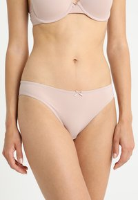 DORINA - HIPSTER 2 PACK - Slip - black/blush - 1