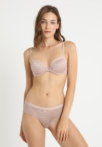 DORINA - LOUISE HIPSTER 2 PACK - Culotte - blush/ivory - 0